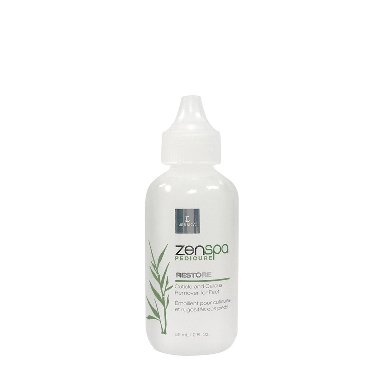 ZenSpa Restore Cuticle and Callous Remover, 2 Ounce SFR Products ZEN340