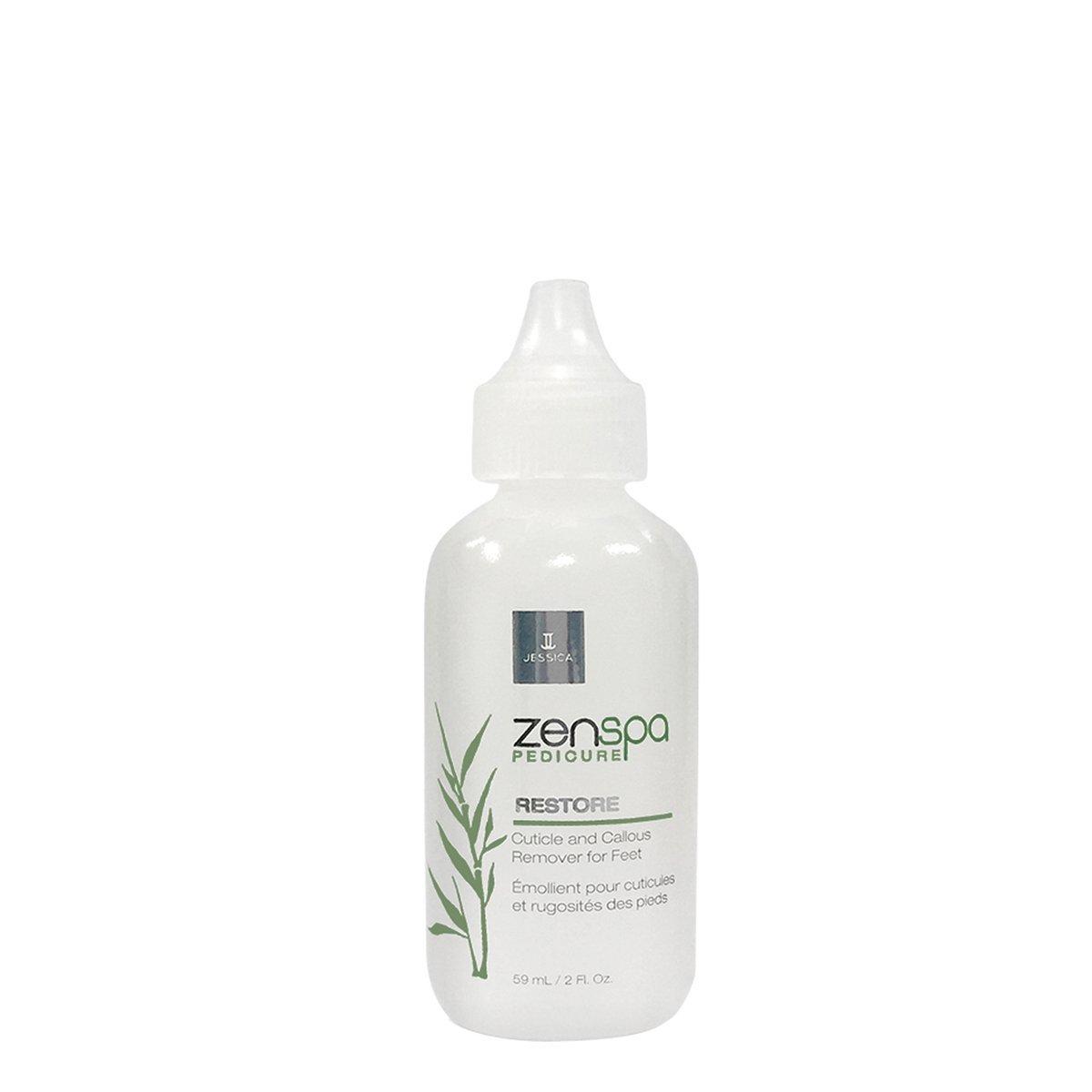 JESSICA Zenspa Restore Cuticle and Callous Remover Jessica Cosmetics ZEN341