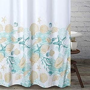 51RNYEyxStL._SS300_ Beach Shower Curtains & Nautical Shower Curtains