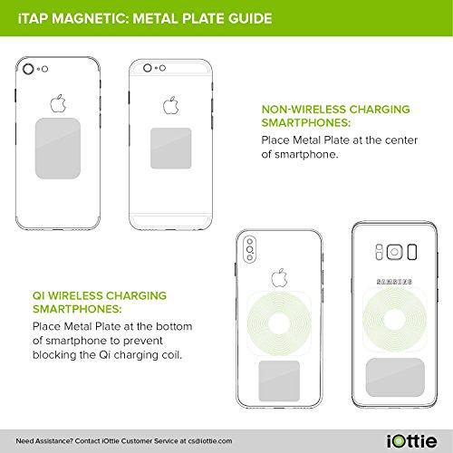 iTap Mini Magnetic Premium Air Vent Mount Holder for iPhone