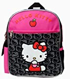 Sanrio Hello Kitty Kid Size Backpack – Black, Bags Central