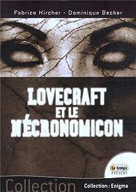 Lovecraft et le Necronomicon par Fabrice Kircher
