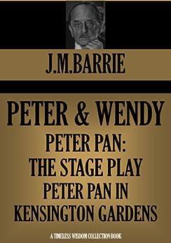 Peter Wendy Peter Pan The Stage Play Peter Pan In
