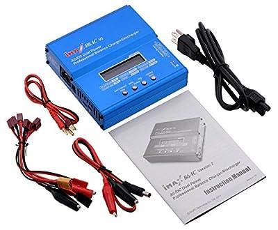 Xiangtat Genuine Original B6AC V2 Dual Power (6Amps, 50Watts) LiPo, LiHV, LiIon, LiFe, NiCd, NiMH, AC/DC Professional RC Balancing Battery Charger & Discharger (Version 2)