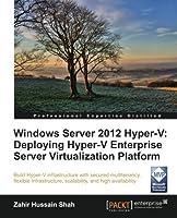 Windows Server 2012 Hyper-V Front Cover