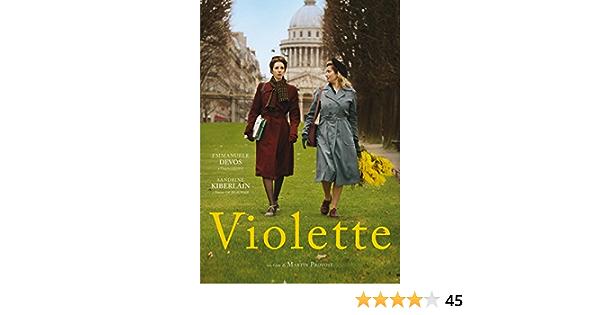 Violette [Italia] [DVD]: Amazon.es: Emmanuelle Devos, Olivier ...