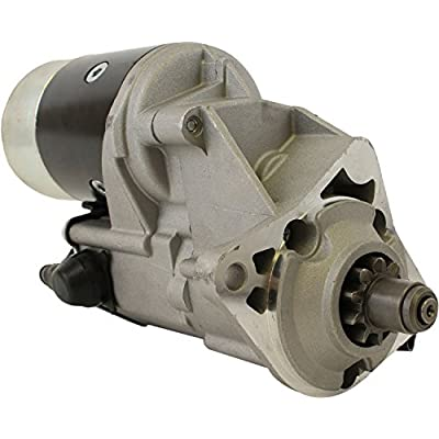 DB Electrical SND0588 Starter For Case Skid Steer Loaders Diesel 420 430 435 440 445 450 465 (04-On) New Holland Loaders C185 C190 L180 L185 L190 (06-On)87040161, 87040161R, 428000-3140: Automotive