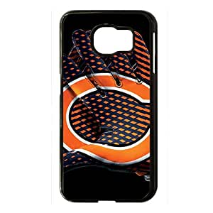 chicago bears Phone Case for Samsung Galaxy S6 Black