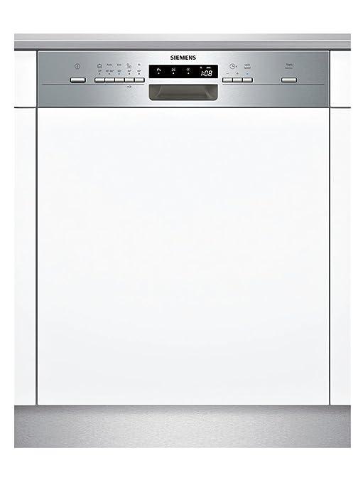 Siemens iQ300 SN535S00AE lavavajilla Semi-incorporado 12 ...