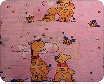Family-Kollektion 5er Pack Mullwindeln bunt I hautfreundliches /& angenehm weiches Schmuse-Tuch I Spuckt/ücher Baby aus 100/% Baumwolle I 5 St/ück Baumwoll-T/ücher 70 x 80 cm Giraffe rosa