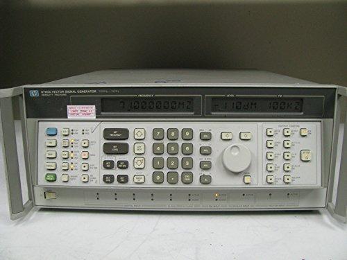 Agilent Technologies HP/Agilent 8780A Vector Signal Generator 10mhz-3ghz opt. 001-h02 - DE25