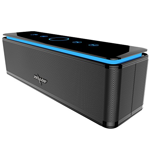 Dynamic Sound Portable Rechargeable... JAM Rewind Wireless Bluetooth Speaker