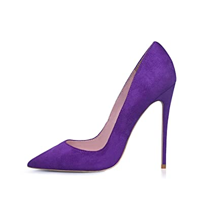 Elisabet Tang High Heels, Women Pumps Pointed Toe Stilettos 4.7 inch/12cm Sexy Heels Party Shoes | Pumps