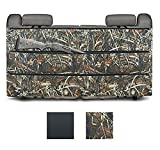 Deli Back Seat Gun Case & Organizer - Rifle Gun Holster Sling Organizer for Most SUV Trucks Vehicle Shotgun Storage Reed for Hunting Outdoor Sporting Camouflage