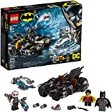 LEGO DC Batman Mr. Freeze Batcycle Battle 76118 Building Kit (200 Pieces)
