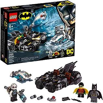 LEGO DC Batman Mr. Freeze Batcycle Battle 76118 Building Kit, New 2019 (200 Pieces)