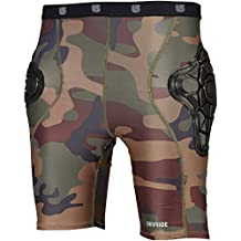 Youth Total Impact Short, Protected By G-Form™, Highland Camo, Small