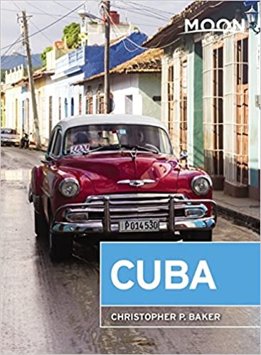 Book Moon Cuba (Seventh Edition) (Travel Guide)