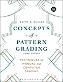 img - for Concepts of Pattern Grading: Bundle Book + Studio Access Card by Kathy K. Mullet (2015-09-24) book / textbook / text book