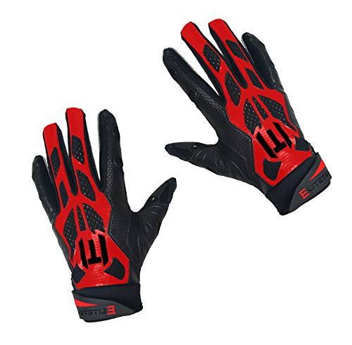 youth football gloves receiver - 6