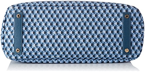 08745ff1263 Mac Douglas Women s EVERTON PALOMA Shoulder Bag Blue Blue (Diamant Bleu  SDBL)  Amazon.co.uk  Shoes   Bags