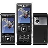 Sony Ericsson C905a Unlocked Phone with Wi-Fi, 8 MP Camera and GPS - Unlocked Phone - International Version - Black