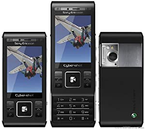 sony ericsson slide phone. sony ericsson c905a unlocked phone with wi-fi, 8 mp camera and gps - international version black slide 9