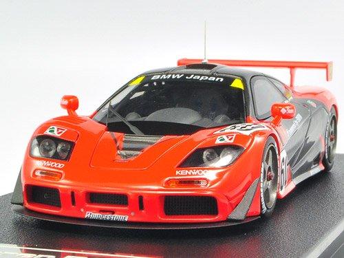 1/43 マクラーレン F1 GT-R JGTC 1996 服部尚貴/R.Schumacher No.60 8537