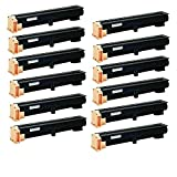 Office Mountain 12-Pack Remanufactured Black Toner Cartridge Xerox 006R01179 for Xerox WorkCentre M118 118I Cepycentre C118 | Rated for 11000 pages