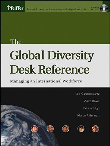 The Global Diversity Desk Reference: Managing an International Workforce