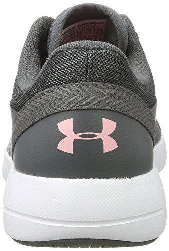 Under Gray Ua Armour Shoes Fitness WoMen Squad W Rhino Grey Szr4RSwqE