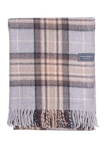 The Tartan Blanket Co.. Recycled Wool Blanket Mackellar Tartan (68