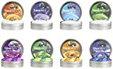 Crazy Aaron's Thinking Putty Mini Tin Complete Bundle Gift Set - 8 Pack