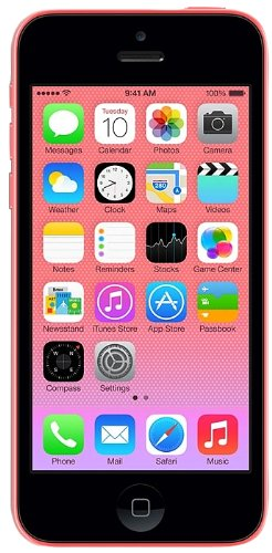 iPhone 5c 16GB Unlocked Pink