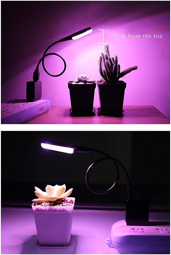 AC 85V-265V 15W Inside Light Plant Growing Lamp Home Decor Sunlight Supply Room