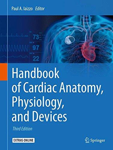 Handbook of Cardiac Anatomy, Physiology, and Devices