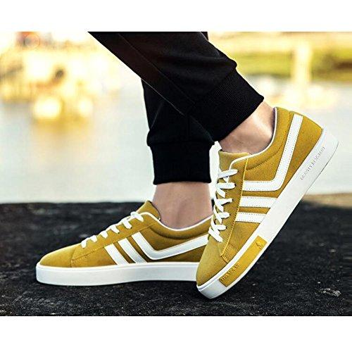 XUEQIN Scarpe da uomo Movimento selvaggio allenatore Scarpe casual Personalità Moda ( dimensioni : EU43/UK9/CN44 )