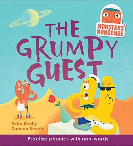 Monsters' Nonsense: The Grumpy Guest: Level 5