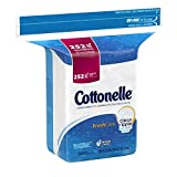 Cottonelle Fresh Care Flushable Cleansing Cloths Tub, 252 Count