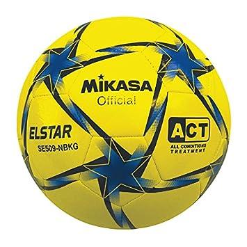 Mikasa Elstar, balón fútbol Unisex Adulto, Unisex Adulto, Elstar ...