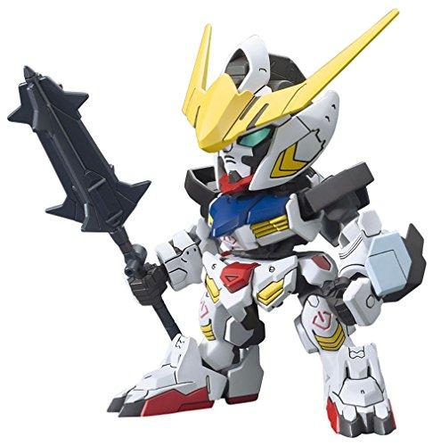 Bandai Hobby SD BB Senshii No.401 Gundam Barbatos DX Gundam IBO Action Figure ()