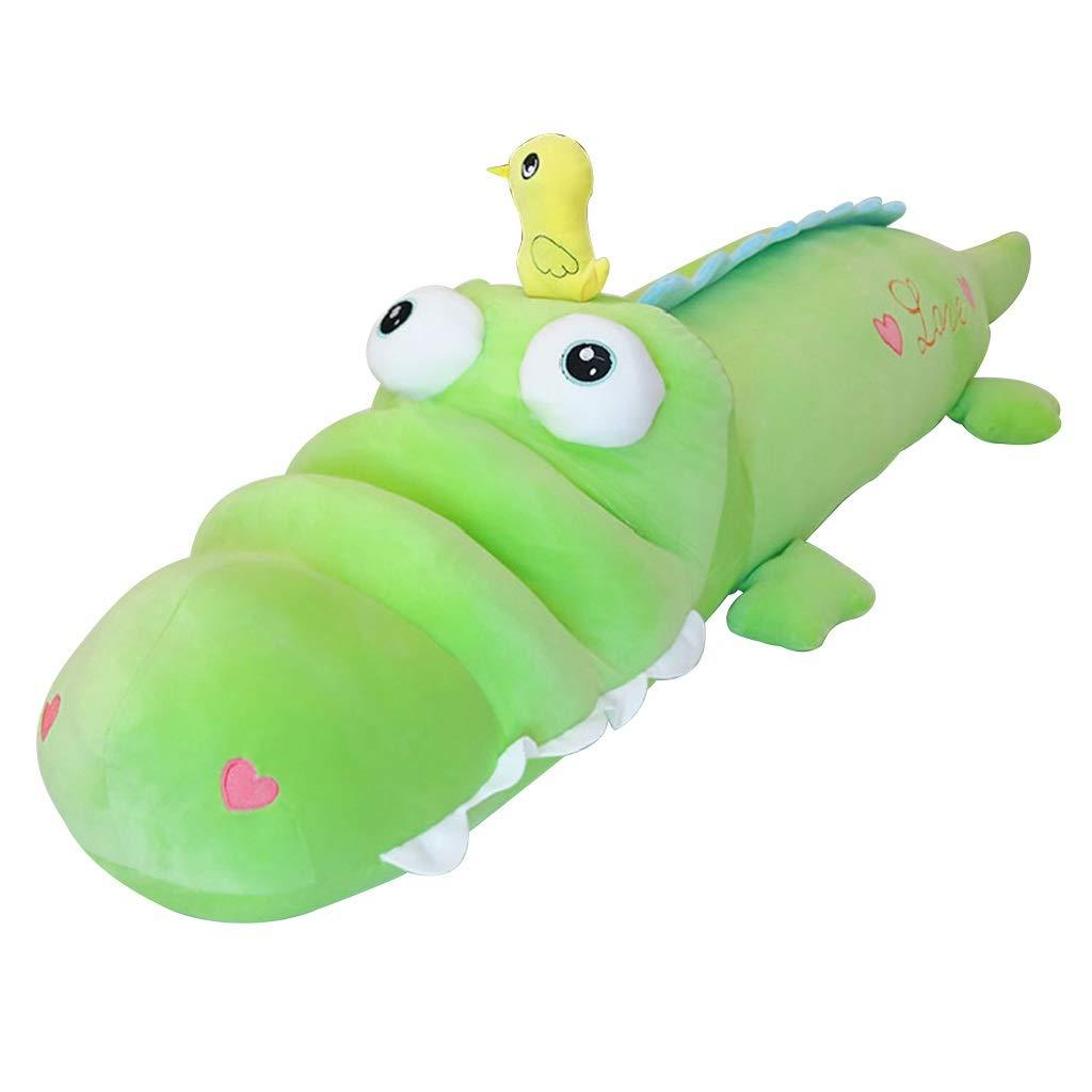 買取り実績  枕ワニのぬいぐるみ寝ている枕を抱いているかわいい女の子長枕怠惰な寝ている枕子供の誕生日プレゼント Pink, 枕抱き枕 (Color Height : Pink, 68cm|Green Size : Height 180cm) B07Q55RHN4 Height 68cm|Green Green Height 68cm, PedraMercado:679401c1 --- ciadaterra.com