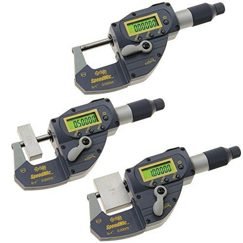 iGaging 35-070-025 Digital Quick Micrometer, Absolute