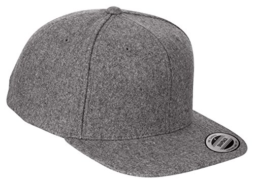 (Melton Wool Adjustable Cap)