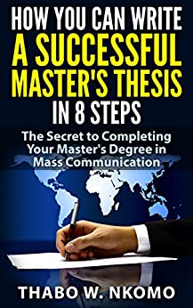 No thesis master degree