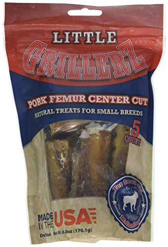 Little Grillerz Femur Center Cut Pork, Small & Medium 5Ct