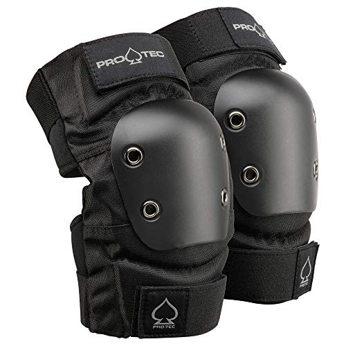 Pro-Tec - Street Knee and Elbow Pad Set, Black, M