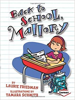 Book Back to School Mallory by Laurie Friedman (2010-02-01)