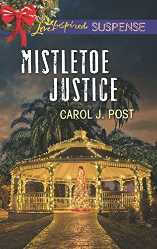 Mistletoe Justice Cedar Key Book ebook product image
