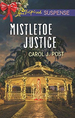 Cedar Wagon - Mistletoe Justice: Faith in the Face of Crime (Cedar Key Series Book 3)